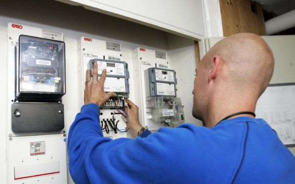 elektriker pension lön elmätare
