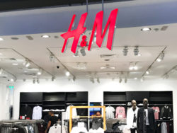 HM butik