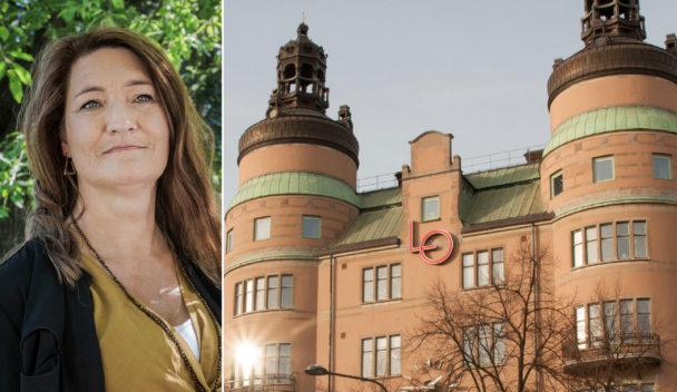 Susanna Gideonsson LO-borgen