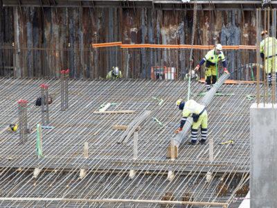 Byggnadsarbetare