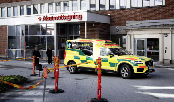 Ambulans sjukhus