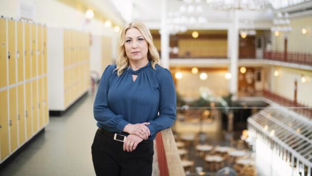 Johanna Jaara Åstrand Lärarförbundet