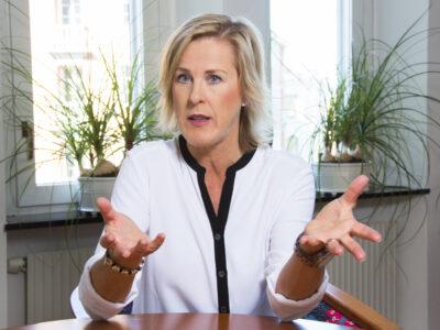 Åsa Fahlén Lärarnas Riksförbund