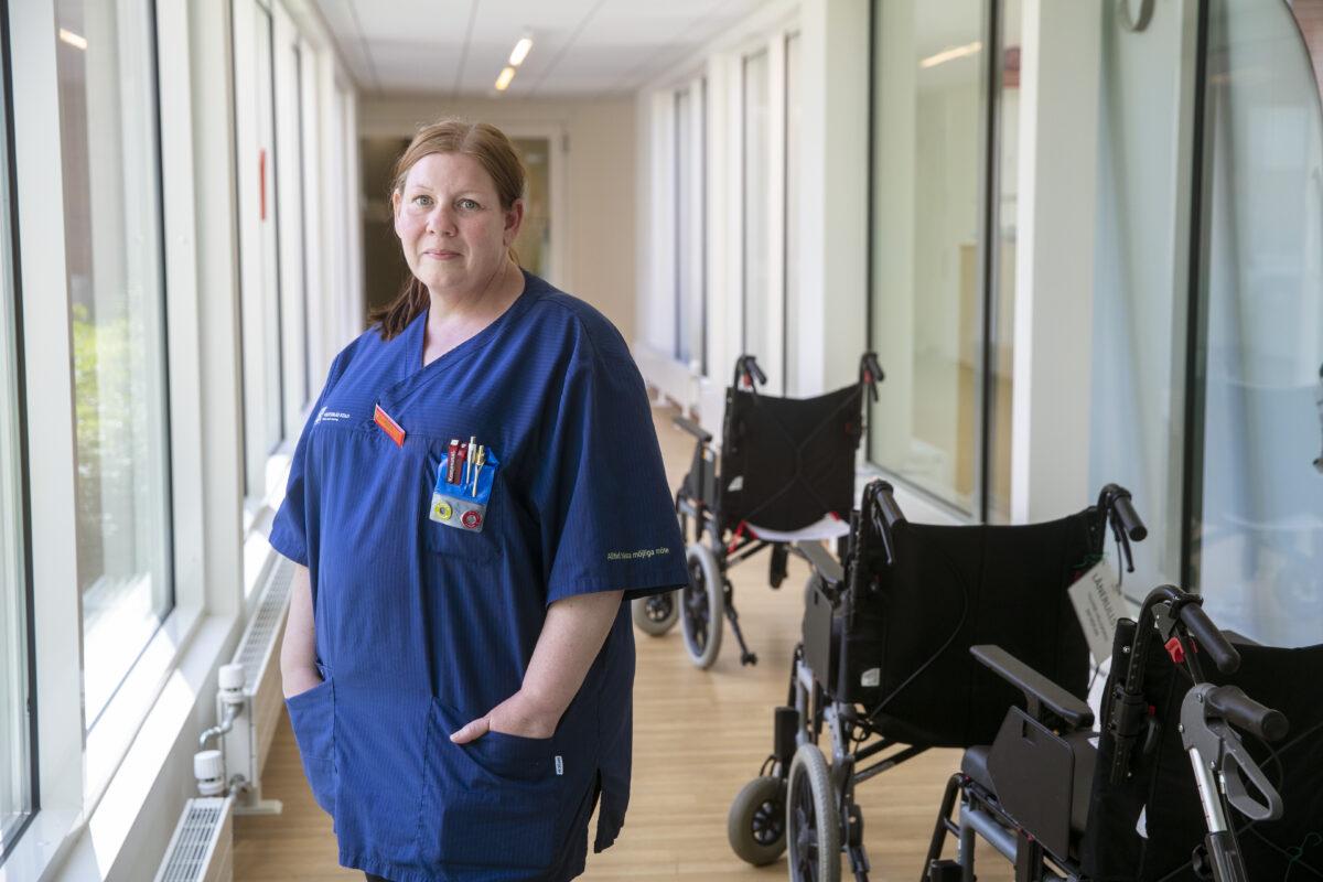 Undersköterska