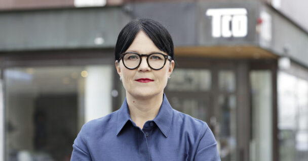 Therese Svanström, TCO