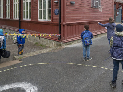Skola skolgård